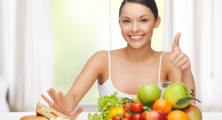 Вегетарианская диета. Меню на неделю
