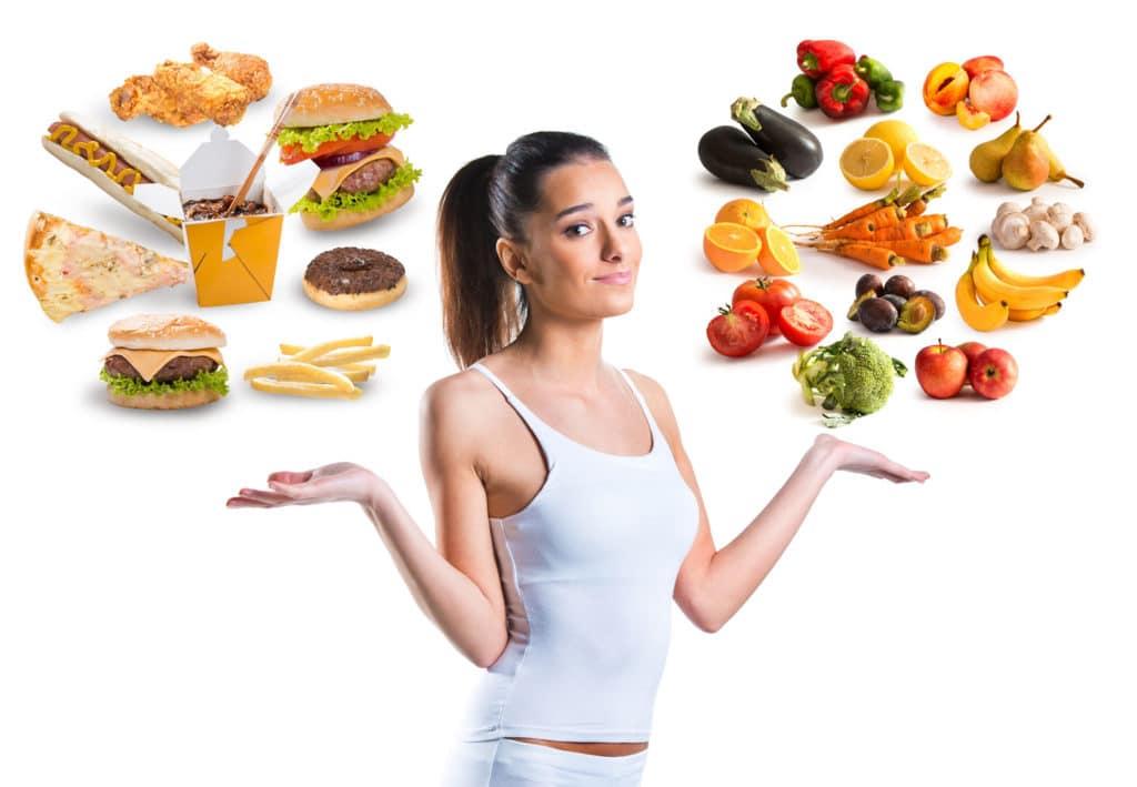 Питание Для Женщины Чтобы Похудеть.
