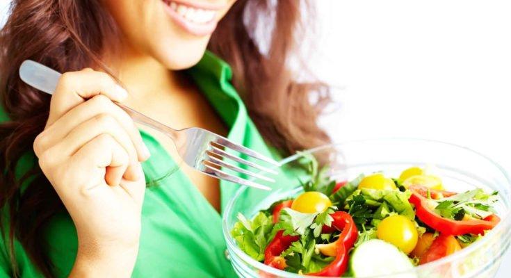 Польза салата для фигуры