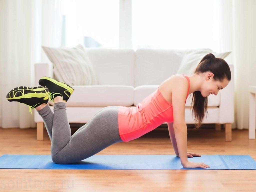комплекс упражнений для фитнеса