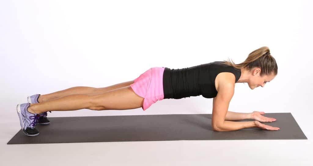 фитнес тренировока