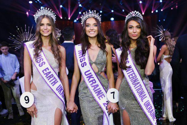 дисквалификация победительницы конкурса Мисс Украина