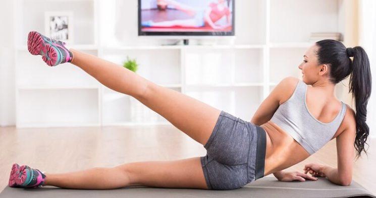 Аэробика для похудения в домашних условиях