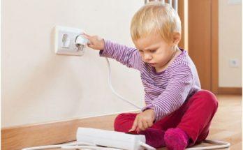 Безопасность малыша в квартире