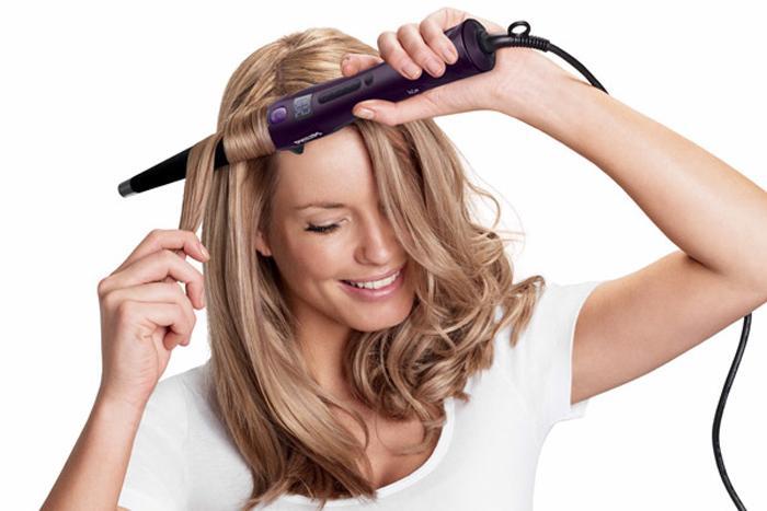 Волнистые волосы в домашних условиях