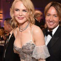 Звезды на Hollywood Film Awards: влюбленная Николь Кидман, «белое облако» Энн Хэтэуэй и уставший Бред Питт