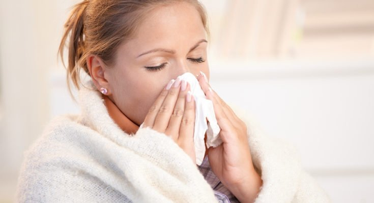 Для снятия кашля, лечения бронхита и депрессии - иссоп