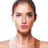 Кремы для выравнивания тона лица