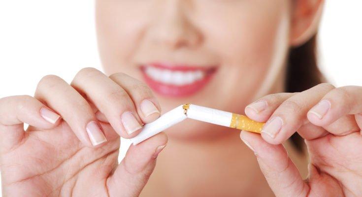 Бросать курить придется пять лет