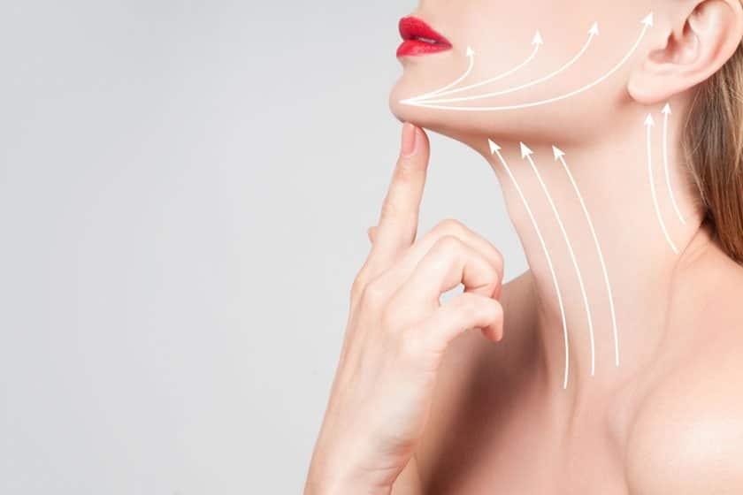 Уход за кожей шеи