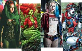 Нереальные девчонки: актрисы против героинь комиксов, которых они сыграли