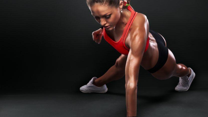 Комплекс упражнений Кроссфит