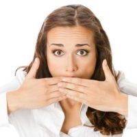 Приятный запах изо рта без использования зубной пасты