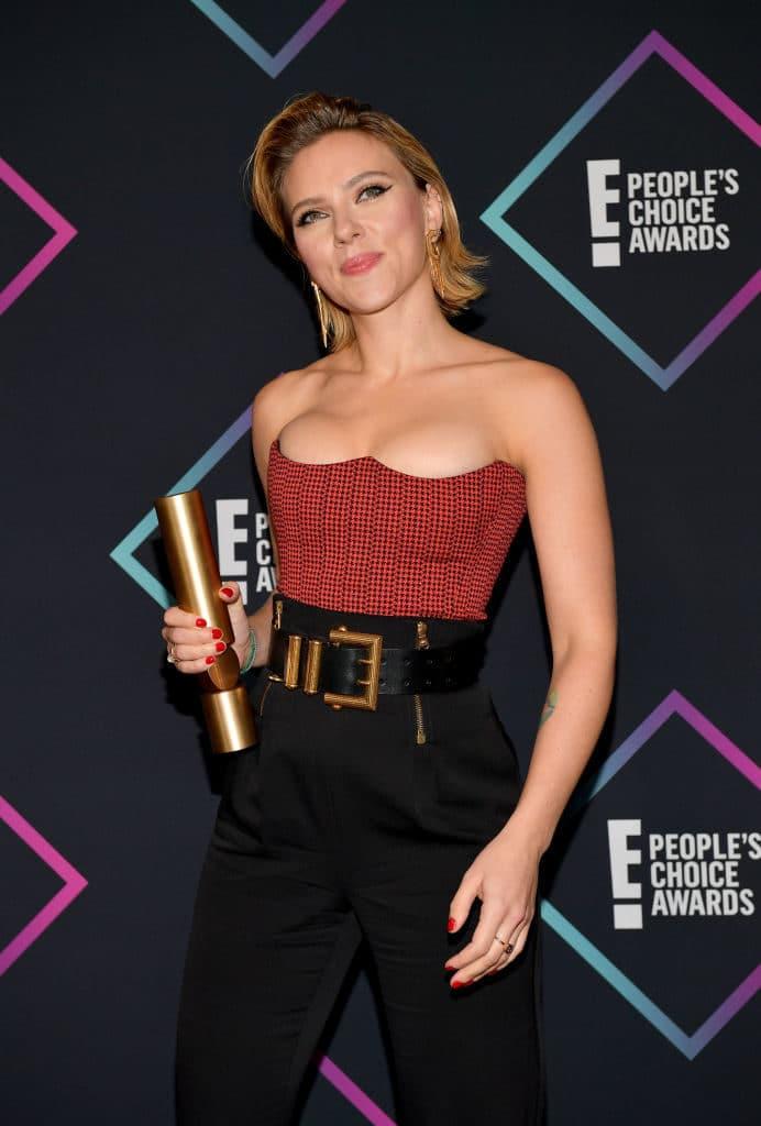 Скарлетт Йоханссон People's Choice Awards