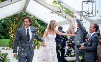 свадьба Гвинет Пэлтроу