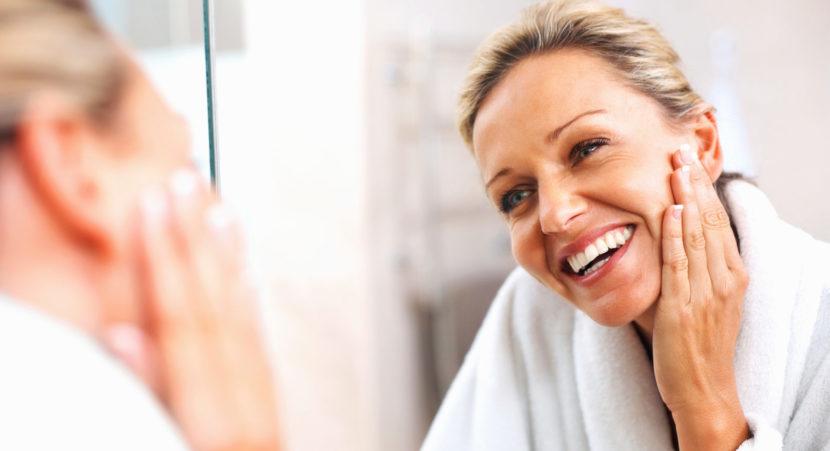 Как стать красивой в 40 лет