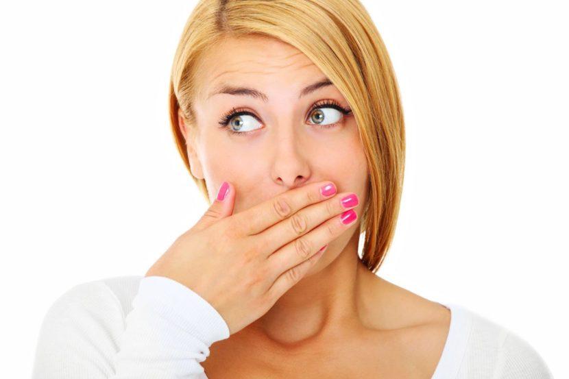 Как избавиться от вкуса сигарет во рту