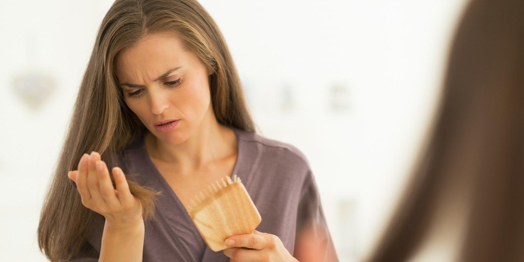 Продукты, которые могут помочь предотвратить выпадения волос