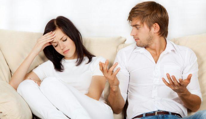 Конфликты в любовных отношениях