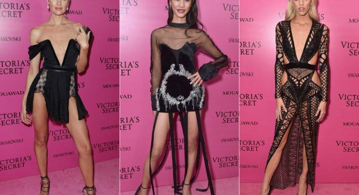 афтепати шоу Victoria's Secret