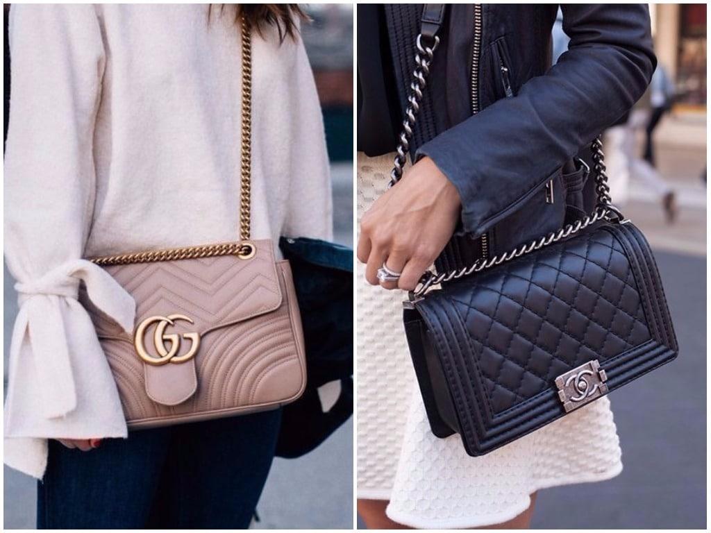 модные женские сумки осень зима 2018