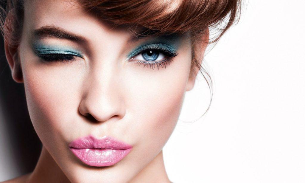 правила макияжа лицо
