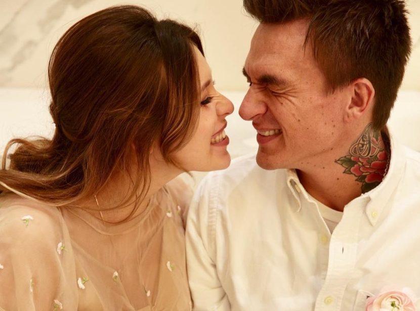 Регина Тодоренко впервые стала мамой