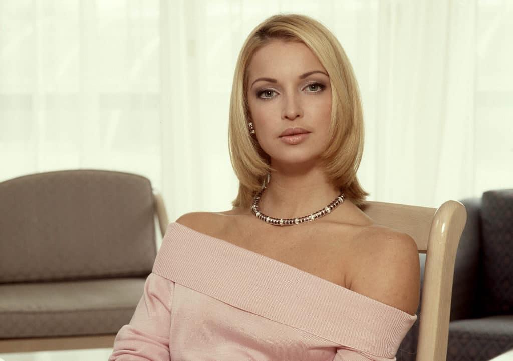 Балерина Анастасия Волочкова: секреты красоты