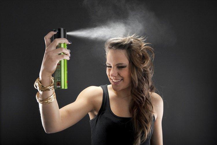 Безупречная прическа или как выбрать лак для волос?