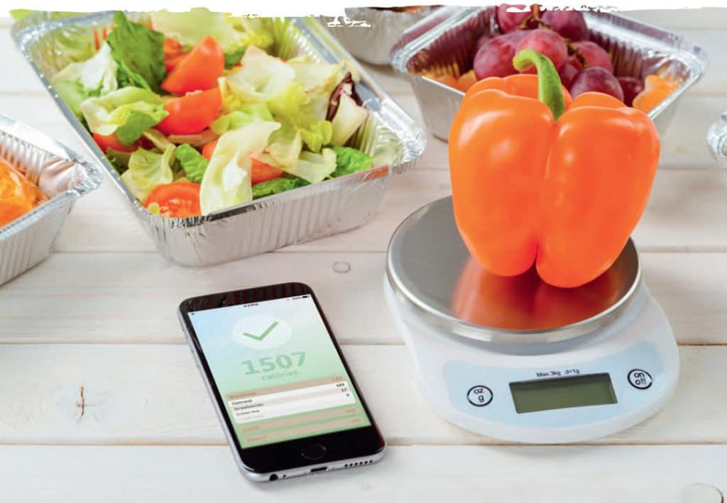 Как считать калории чтобы похудеть?