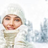 Как защитить кожу от низких температур