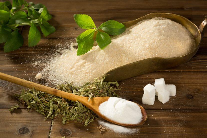 Натуральные заменители сахара