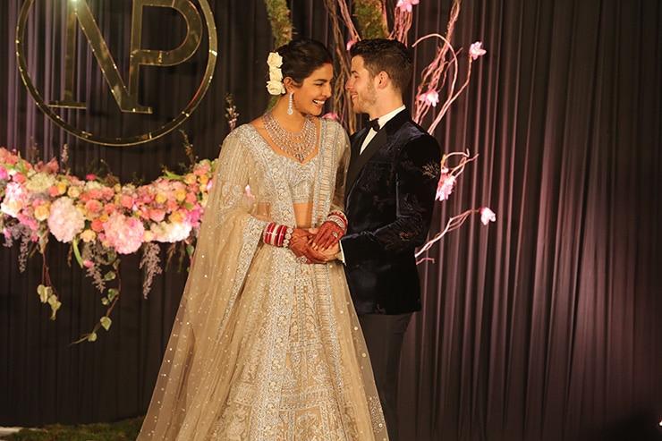 свадьба Приянки Чопра