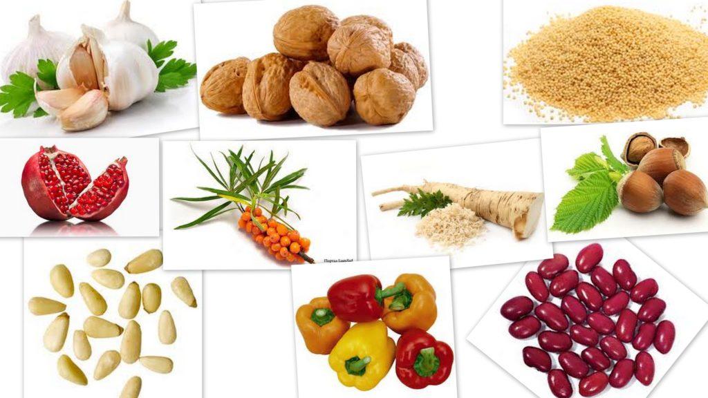 природные витамины для беременных
