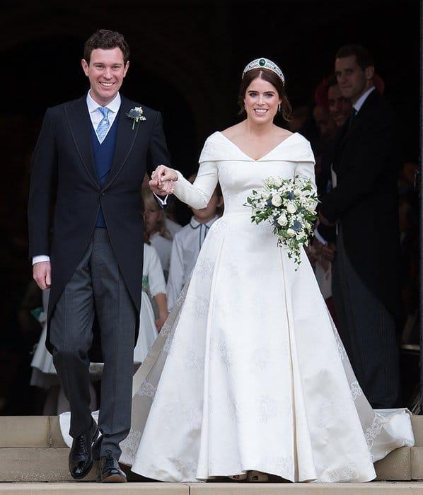 свадьба Евгении Йоркской
