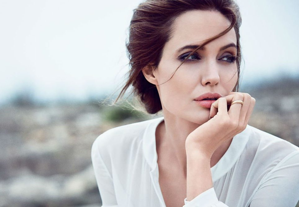Секреты красоты от Анджелины Джоли
