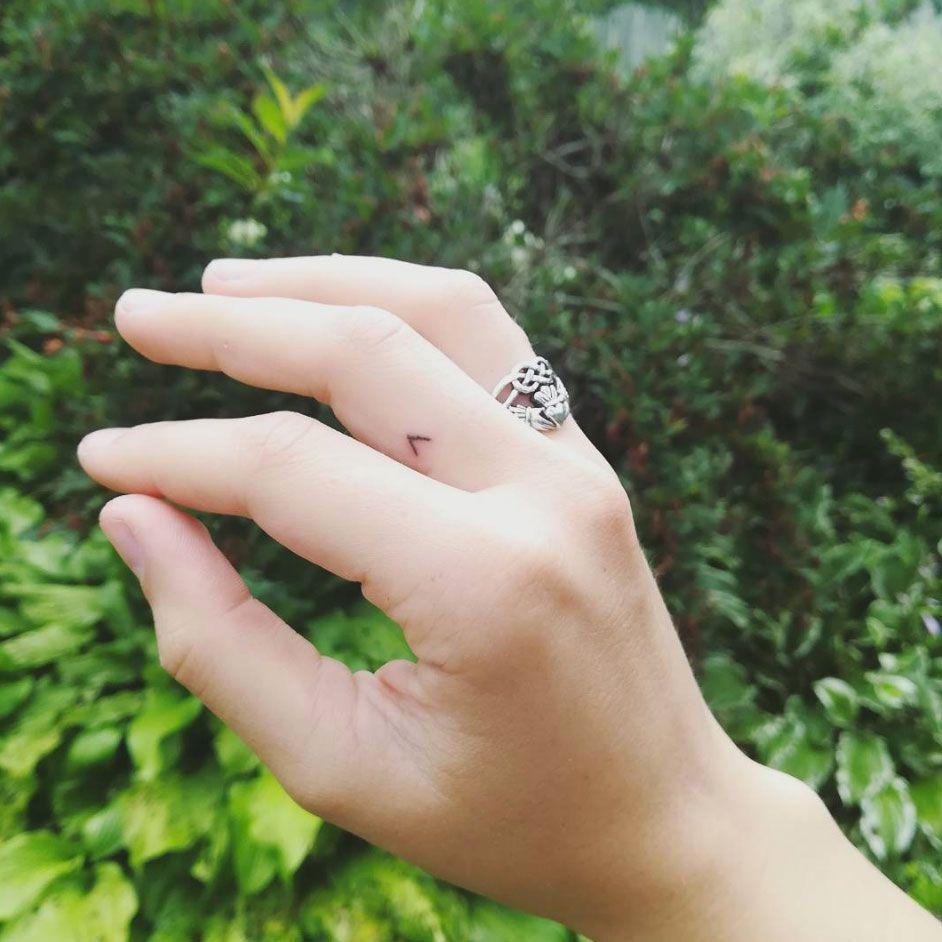 идеи для маленьких татуировок стрелка
