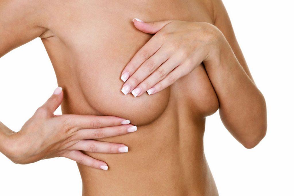 как сохранить форму груди после родов