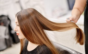 Блеск и сила здоровых волос. Ламинирование