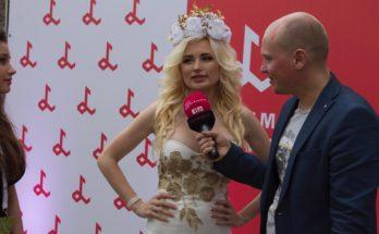 Певица Ангела Юрмала