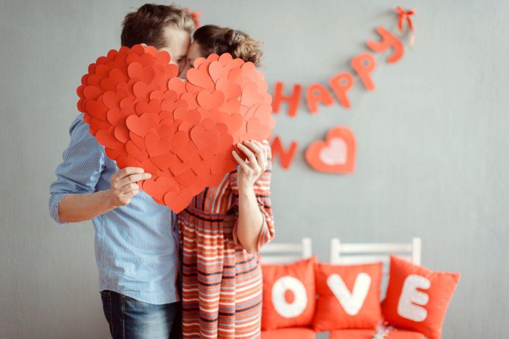 Планируем День всех влюбленных