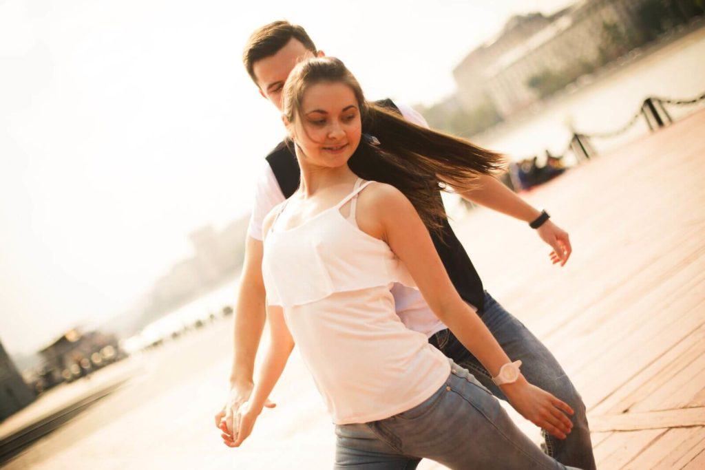 идея для свидания парные танцы