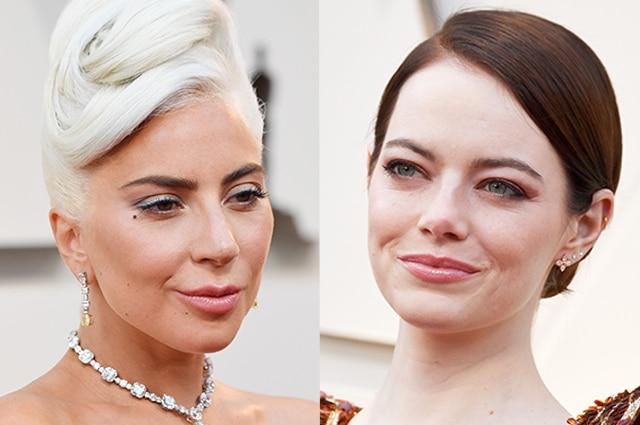 Леди Гага / Эмма Стоун Оскар 2019