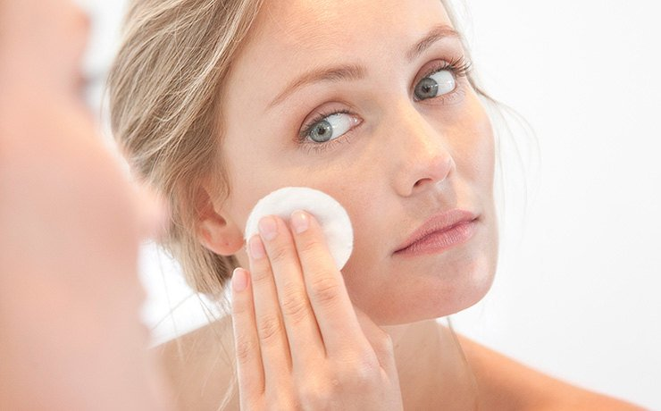 Процедуры для ухода за проблемной кожей