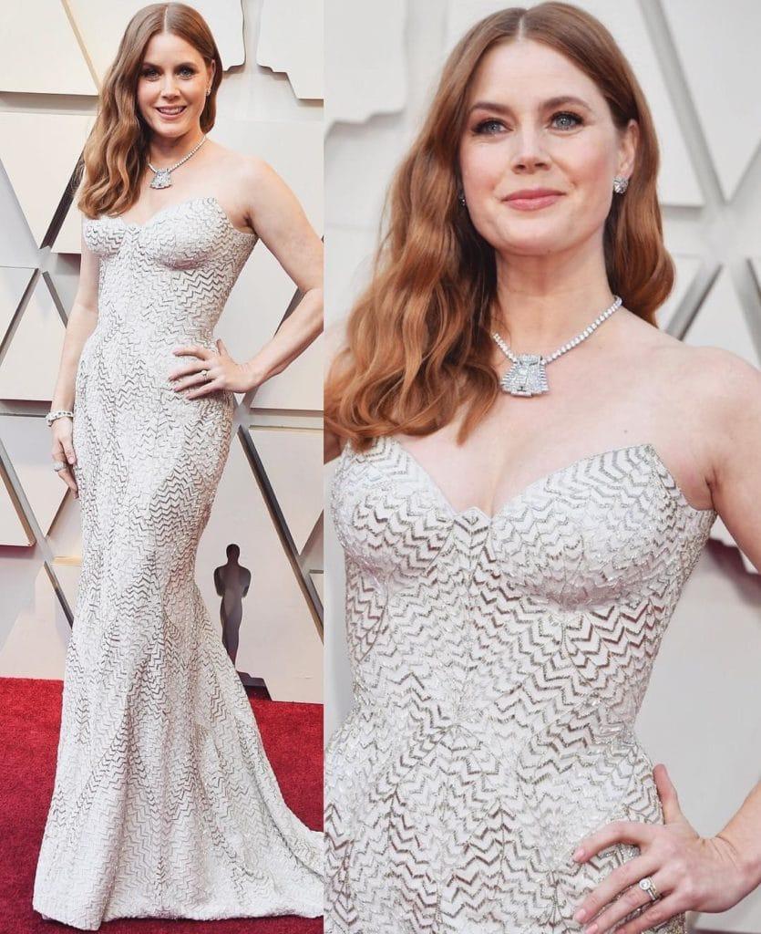 """""""Оскар-2019"""": образ Эми Адамс"""