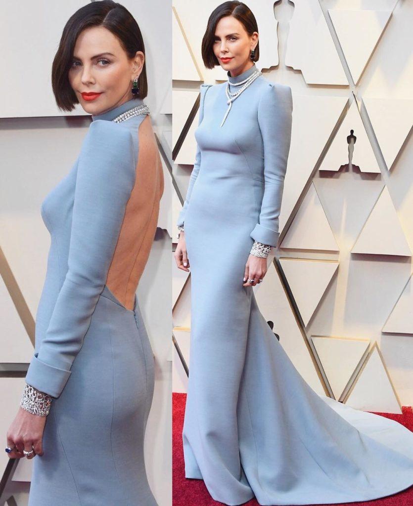 """Оскар-2019"": образ Шарлиз Терон"