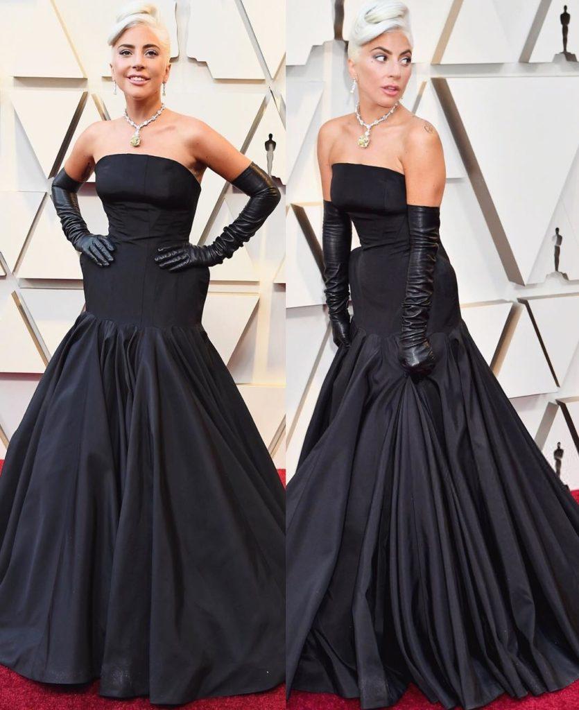 """Оскар-2019"": образ Леди Гаги"