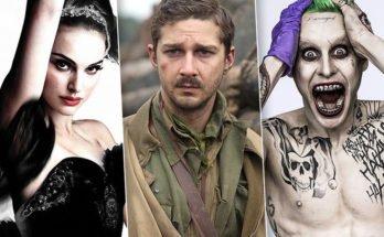 роли которые свели актеров с ума