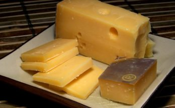 Калорийность сыра Эдамер