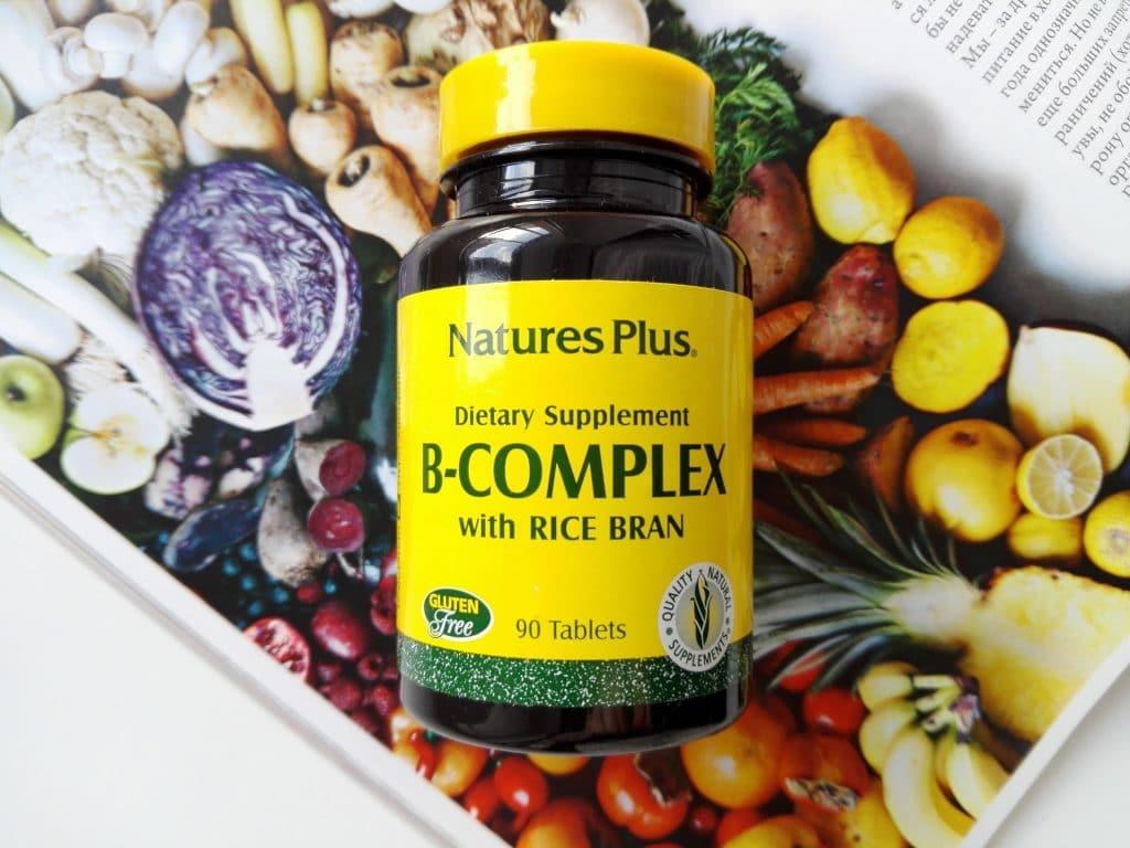 витаминыгруппы B